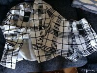 Misguided short suit size 10/12 BNWT