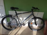 "MENS MOUNTAIN BIKE..""ROCKRIDER 52""...EXCELLENT CONDITION."