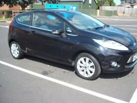 2010 ford fiesta 1.25 ( 82ps ) zetec 3 door