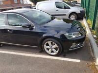 Vw passat with valid pco till december 2018 brand new tyres
