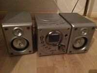 Goodmans micro HI-FI CD MP3 system