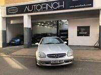 Mercedes Benz Slk 320 Automatic 3.2 V6 Kompressor Drives lovely Convertible