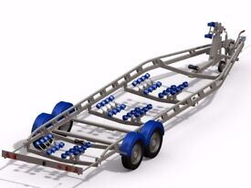 Boat Trailers biggest range available in the uk 5 makes ! 5 star rated