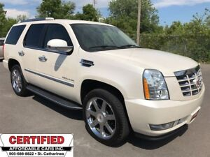 2011 Cadillac Escalade ** AWD, NAV, HTD/COOLED LEATH, BACKUP CAM
