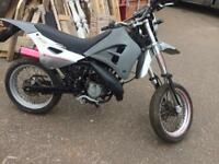 Gilera gsm spares or repairs good runner
