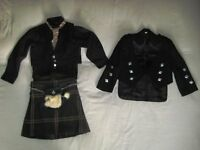 3-4 yrs old Boys kilt Outfit