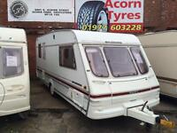 5 BERTH SWIFT CHALLENGER WITH END BEDROOM AND AWNING WE CAN DELIVER PLZ VIEW
