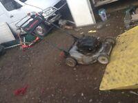 Weibang WB536SH AL Lawnmower