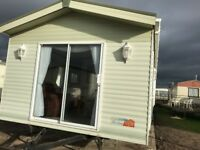 Pemberton Mystique site on Ty Gwyn Holiday Park, Abergele. 2018 fees included