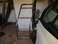 Mitsubishi Pajero Shogun Rear Door Ladder.