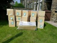 New Cavity Insulation Boards PIR -1200mm x 450mm x 50mm - 164 Boards in total - like Kingspan - £650