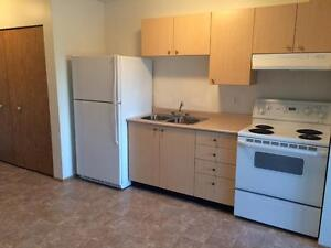 1 Bedroom with in-suite laundry in Wetaskiwin.