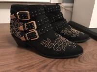 Top shop UK size 7 bootd
