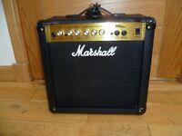 Marshall MG15 cd 15amp Guitar Amp