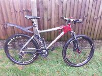 Mountain bike Frame Swap wanted