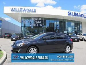 2015 Subaru Impreza 5Dr Touring Pkg Automatic No Accidents, One