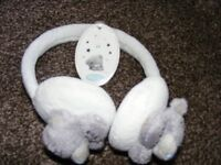 New Me To You Tatty Teddy Earmuffs.