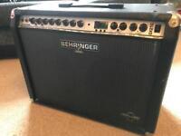 Behringer Virtube GX210 ULTRATWIN Guitar Amp