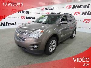 2011 CHEVROLET Equinox AWD