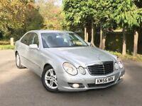 Mercedes Benz E Class E220 cdi Auto, 1 YEAR WARRANTY, Sat Nav not bmw audi honda volkswagen toyota