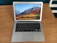 "MacBook Air 13"" inch (Mid-2013) 1.7 GHz Core i7 Processor 256GB SSD 8GB RAM - Originally £1295!"
