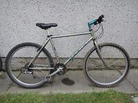 Marin bobcat trail retro MTB bike 26 inch wheels, 21 gears, 19 inch frame