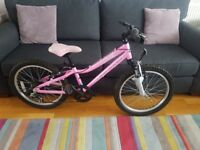 "Girls Pink Landrover Bike 20"" Frame"