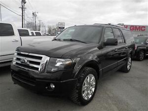 2013 Ford Expedition Max Leather | Heated / Cooled Seats | Sunro