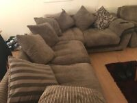 Sofa and reclining chair £300 ono