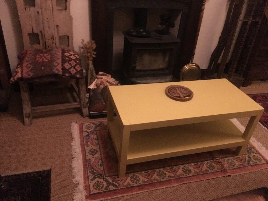 Solid Oak Laura Ashley Coffee Table In Gorebridge Midlothian Gumtree