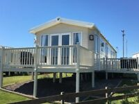 Stunning 2018 Brand New Willerby Sheraton 2 bed Luxury Holiday Home