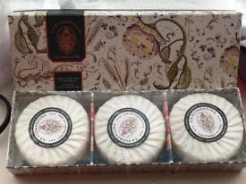 La Florentina Lavender & Wild Chamomile Soap x3 (Made In Italy)