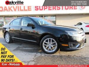 2012 Ford Fusion SEL | BLUETOOTH | A/C | CRUISE CONTROL | LOW KM