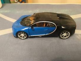 Bugatti toy car
