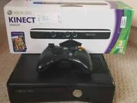 Xbox 360 with kinect and gta 5
