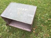 Atco Grass box for Vintage mower