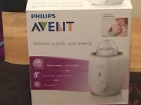 New Philips Avent Bottle Warmer