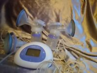 Lansinoh double electric breast pump £20