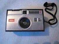 Kodak Instamatic 126 cartridge film camera