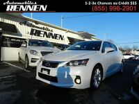 2011 Lexus CT 200h LEXUS CT 200H * TOURING PACKAGE * HYBRIDE