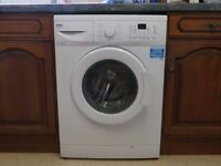 Beko front loader washing machine 7kg 1200 rpm A+++energy rating