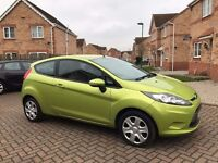 FORD FIESTA 1.2 STYLE, MOT 12 MONTHS, LADY OWNER, SERVICE HISTORY