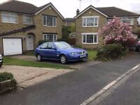 ROVER 45 1.4 + 41000 MILES + FSH + 1 ELDELY OWNER + LONG MOT+