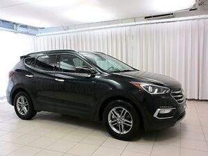 2017 Hyundai Santa Fe DEAL! DEAL! DEAL! SPORT AWD SUV w/ FRONT/R