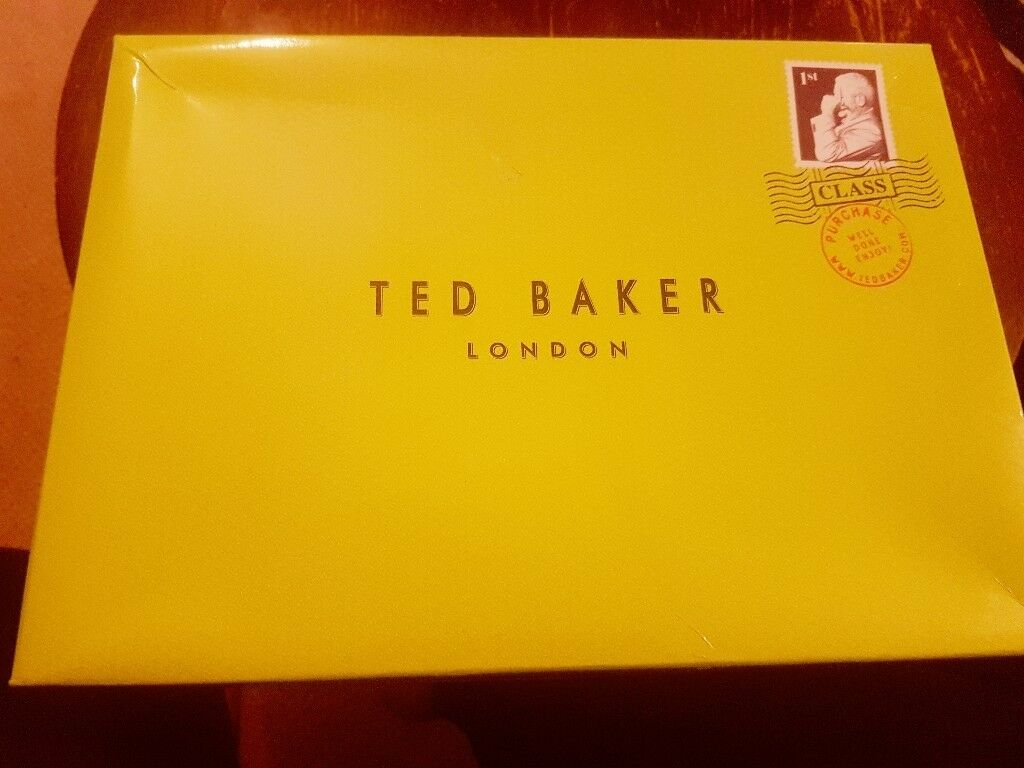 Mens ted baker boots