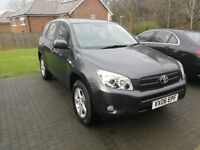 Toyota RAV4 2.2 D-4D XT4 5dr with FSH & Main Dealer Warranty