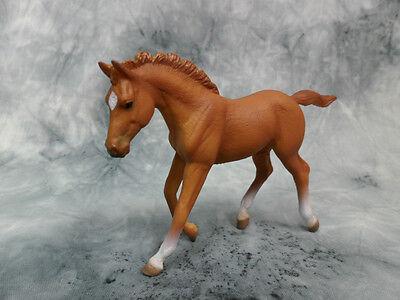 NIP Schleich 13869 Chestnut Morgan Horse Stallion Model Toy Figurine 2018