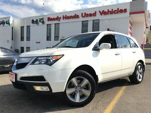 2012 Acura MDX SH-AWD | Leather | Roof | H.Seats | R.Cam