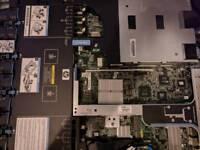 HP DL360 G7 server. 12GB ram. dual cpu, quad core xeon 2.53ghz 160gb hd