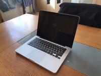 MacBook Pro 2011, 2.3Ghz i5, 4GB RAM, 500GB HDD. HAS SOUND ISSUE